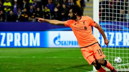 Liverpool hit seven to silence Klopp critics