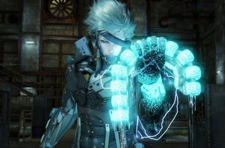 Metal Gear Solid: Rising trailer is packed with cut scenes