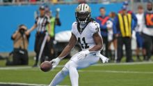 Saints' Kamara focused on his health and team, not contract