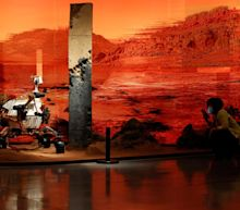 China lands its first rover on Mars in latest advance for space programme