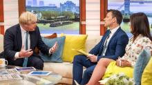 Susanna Reid catches Boris Johnson over false Brexit claim