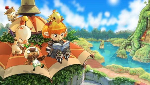 Final Fantasy XI reveals Shantotto art contest winners
