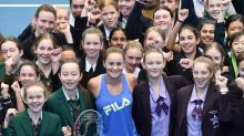 Barty silences doubters on road to No.1
