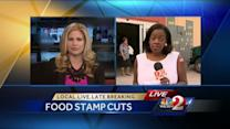 Food stamp benefits cut for hundreds of thousands in Central Florida