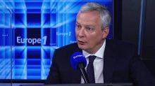 """Le couvre-feu étendu aura un coût global  """"d'un peu plus de 2 milliards d'euros"""", indique Bruno Le Maire"""