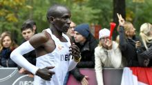 Marathon: Kipchoge durchbricht Zwei-Stunden-Schallmauer