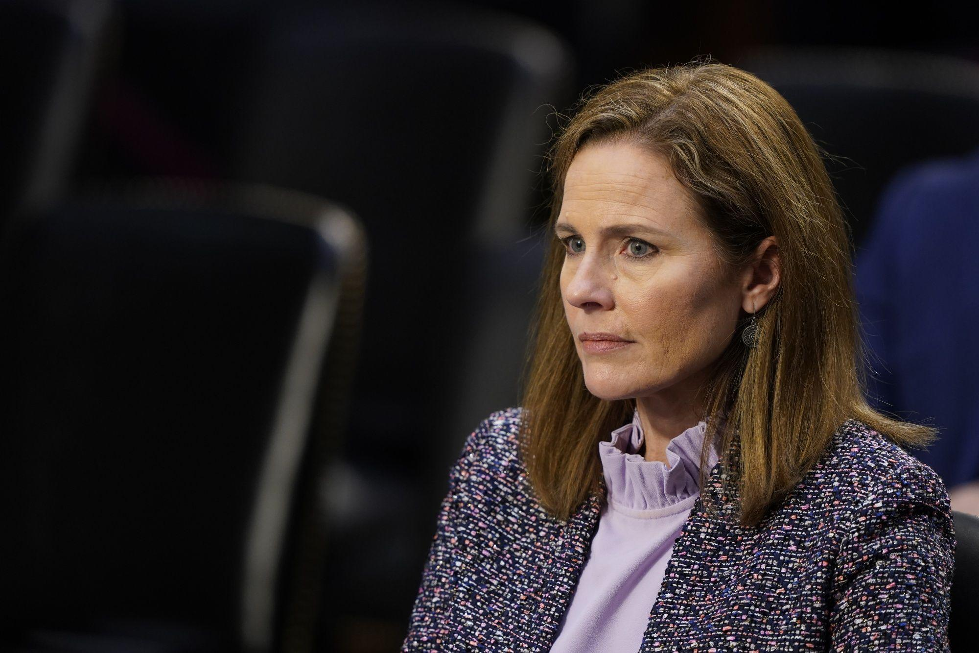 Amy Coney Barrett Should Recuse Herself on Abortion Cases