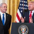 Trump's Peace Plan Rescues Benjamin Netanyahu. For Now.