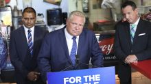 Premier Doug Ford's message to Canadian rivals is clear: You can't stop us