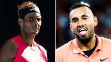 'I don't like': Rafael Nadal's honest takedown of Nick Kyrgios