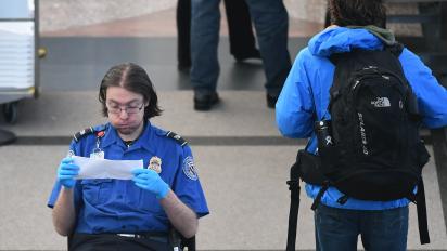 More TSA agents skip work amid shutdown