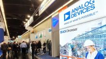 Analog Devices Edges Earnings Target; ADI Stock Jumps