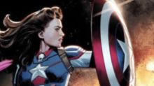 Peggy Carter becomes Captain America in new Marvel comic — and fans are freaking out