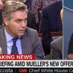 Sarah Huckabee Sanders Says Judge's Ruling On Jim Acosta Badge A White House Win
