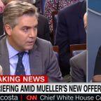 Sarah Huckabee Sanders Says Judge's Ruling On Jim Acosta Badge A White House Win