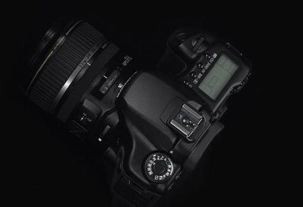 Amazon leaks specs, delivery, and price for Canon's EOS 40D