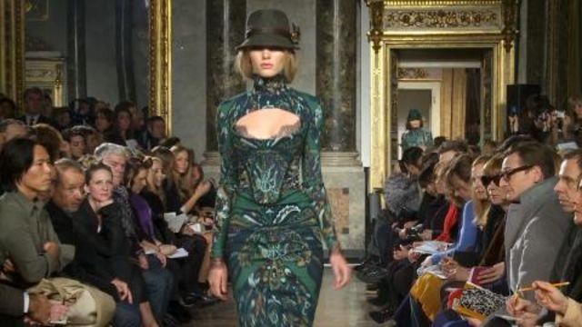 Style.com Fashion Shows - Emilio Pucci: Fall 2011 Ready-to-Wear