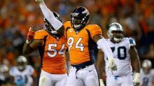 Broncos' DeMarcus Ware announces retirement after 12 seasons