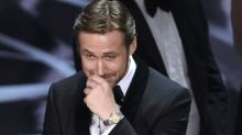 Ryan Gosling explains his on-stage chuckling during Oscars flub
