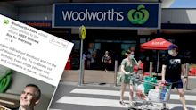 Woolworths issues warning about scam shared 50,000 times