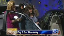 Pay 6 Forward sweepstakes winner revealed!
