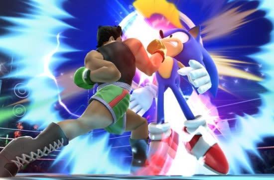 Super Smash Bros. hits Wii U in November, 2.8M sales so far
