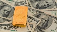Gold feels the Dollar pressure