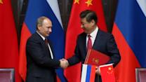 China and Russia strengthen ties but gas deal remains in the works