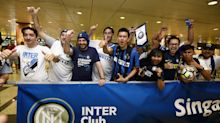 PHOTOS: Football stars in Singapore for International Champions Cup
