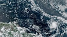 Tropical Storm Gonzalo forecast to become 2020's first Atlantic hurricane of the year