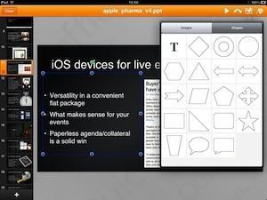 Quickoffice Connect Mobile Suite for iPad gets PowerPoint editing for Christmas