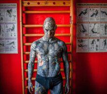 Teacher says he can no longer teach kindergarten after parent complained about tattoos