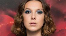"""Millie Bobby Brown, de 'Stranger Things', é acusada de fazer tutorial fake de maquiagem: """"Eu ainda estou aprendendo"""""""