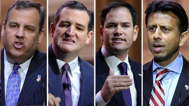 Potential 2016 contenders stake out ground at CPAC