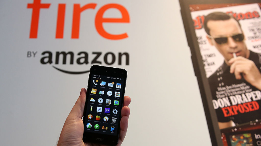 Die größten Produktflops: Amazons Fire Phone