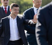 Ukraine's comedian-turned-president seeks parliamentary majority via rock star coalition
