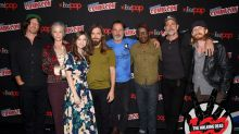 'The Walking Dead' at New York Comic Con: 'FTWD' Crossover, 'TWD' in the Smithsonian, and New Couple Daryl and Jesus?