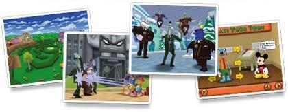 Disney releases Toontown for Mac OS X