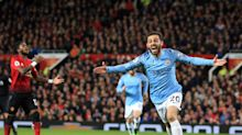 Manchester City leapfrogs Liverpool, nears Premier League title by beating Manchester United