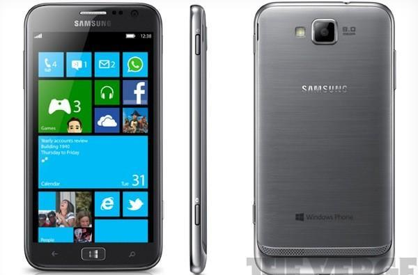 Samsung ATIV Tab and ATIV S details leak, hint at a Windows RT and Windows Phone 8 power duo