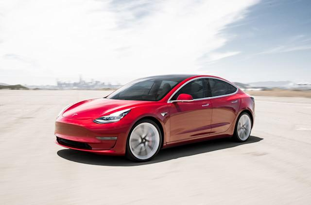 Tesla offers Model 3 as a reward to security researchers