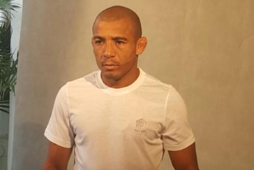 José Aldo defenderá seu cinturão no UFC Rio. -Gabriel Monteiro Torres