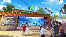 SeaWorld San Antonio, Aquatica adding new rides and attractions