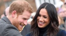 Prince Harry shares sweet birthday message to 'amazing wife' Meghan Markle as duchess turns 38