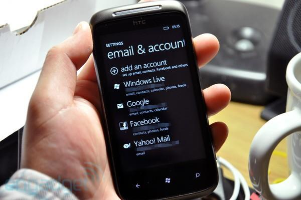 Yahoo Mail gets IMAP patch, Windows Phone 7 data consumption catches a break