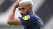 Crystal Palace in talks over £25m Said Benrahma transfer