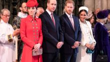 What Kate and Meghan's body language says about their supposed feud