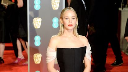 BAFTAs 2018: Jennifer Lawrence, Angelina Jolie and all the best dressed celebrities
