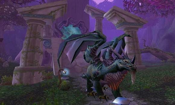 WoW Archivist: Patch 1.8, Dragons of Nightmare