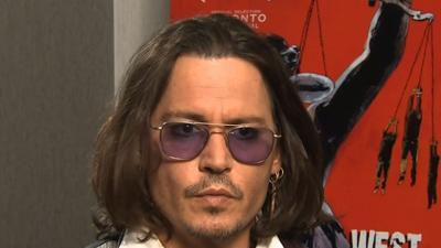 Johnny Depp and the West Memphis Three